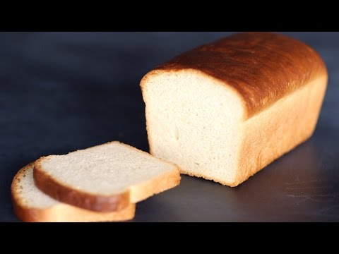 Homemade White Bread How-to
