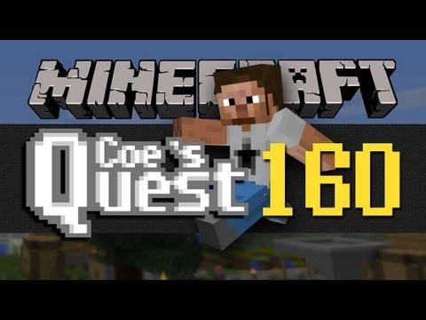 Coe's Quest - E160: Compact (Minecraft)