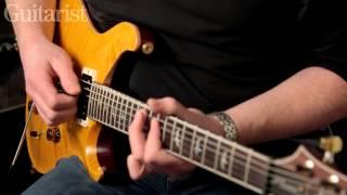 getlinkyoutube.com-PRS 30th Anniversary Custom 24 electric guitar review demo