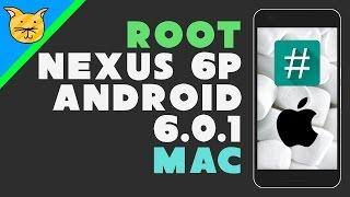 getlinkyoutube.com-[Mac] How to Root Nexus 6P - Android 6.0.1 [MTC19T+]