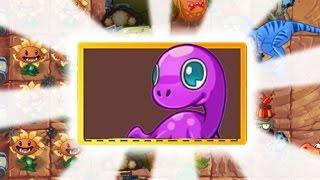 getlinkyoutube.com-Plants Vs Zombies 2 Nuevos Dinosaurios Bebes del Pantano del Jurásico (Versión China)