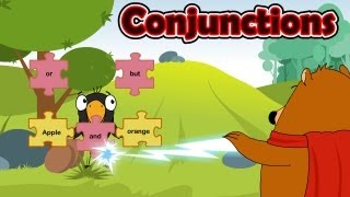 Learn about Conjunctions