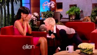 getlinkyoutube.com-[Preview] Rihanna Talks About Her Vagina, Mariah Carey & Having Kids On Ellen