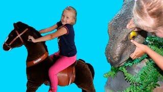 getlinkyoutube.com-Детский развлекательный центр Дино. Children's entertainment center Dino