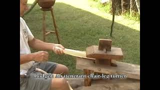 getlinkyoutube.com-Appalachian Woodturning