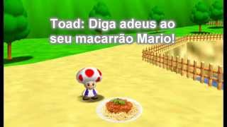 getlinkyoutube.com-Super Mario 64 Bloopers: Toad irritante