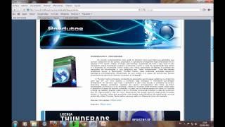 getlinkyoutube.com-Instalar ThunderCache en Paralelo Con Mikrotik Parte 1