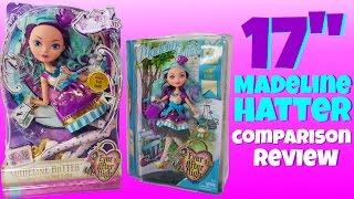 """getlinkyoutube.com-17"""" Madeline Hatter Comparison Review"""