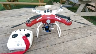 getlinkyoutube.com-Cheerson CX 20 Quadcopter.. Just loving it!
