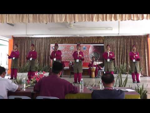 Festival Nasyid Daerah LMS 2014   SMK Dr  Burhanuddin