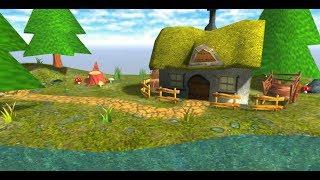 getlinkyoutube.com-Blender game speed art