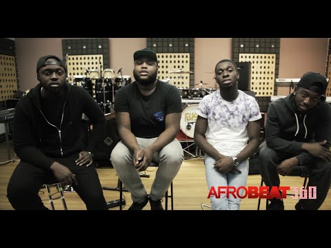 The Compozers ft FuseODG: BBC 1Xtra Live Rehearsal & Interview