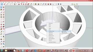 getlinkyoutube.com-Make SketchUp Intersect Faces Nicely (Giotto's Tripod Head Design)