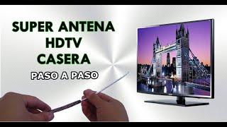 getlinkyoutube.com-Como hacer una SUPER ANTENA HDTV  [Paso a Paso]