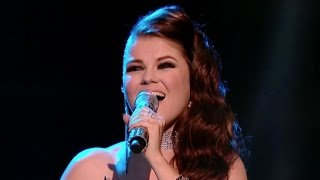 getlinkyoutube.com-Saara Aalto Brings a DYNAMIC Performance with 'No More Tears' | Live Show 6 Full | The X