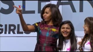 getlinkyoutube.com-Kisah Ibu Negara AS, Michele Obama