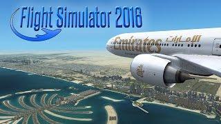 getlinkyoutube.com-Flight Simulator 2016 [Stunning Realism]