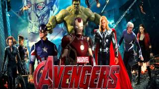 Avengers Age Of Ultron Theme Song (10 Hours)