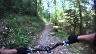 getlinkyoutube.com-Coed y Brenin. Pink Heifer MTB Trails. GoPro HD