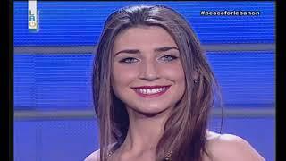 getlinkyoutube.com-Miss Lebanon Emigrants 2014 - Report 2