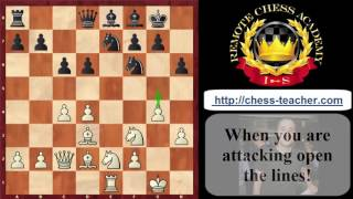 getlinkyoutube.com-5 most important principles of attack in chess