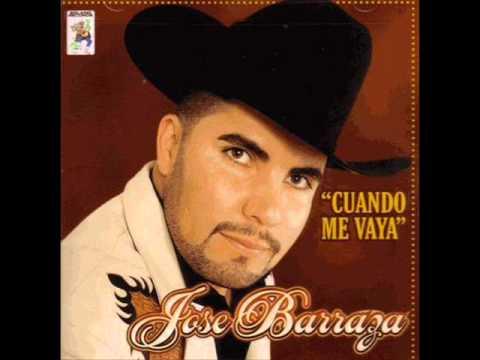 Cuando Me Vaya de Jose Barraza Letra y Video