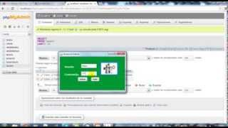 getlinkyoutube.com-Login a traves de Netbeans con MySQL
