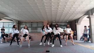 getlinkyoutube.com-수락중 댄스부 공연 너그리고나(여자친구).L.I.E(EXID).날라리