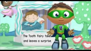 getlinkyoutube.com-058 Super Why    The Story of the Tooth Fairy