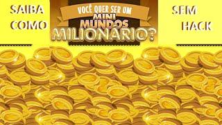 getlinkyoutube.com-MiniMundos 2016 3k de MiniMoedas (sem hack)