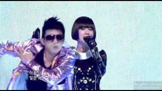 getlinkyoutube.com-Uhm Jung Hwa-D.I.S.C.O pt2 Feat G.Dragon Live 0831