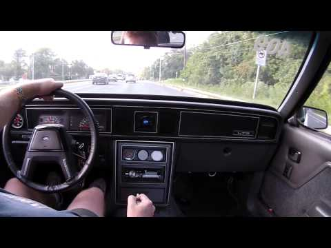 Driving a Powerglide on the Street