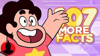 getlinkyoutube.com-107 MORE Steven Universe Facts - (ToonedUp #86) @ChannelFred