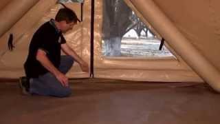 getlinkyoutube.com-خيمة هندية ترتفع بواسطة الهواء بدون اطناب وحبال