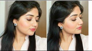 getlinkyoutube.com-Fresh Everyday Makeup Tutorial | corallista