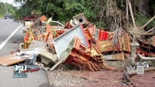 getlinkyoutube.com-ทุบโต๊ะข่าว:อย่างหลอน! สุสานศาลพระภูมิริมถนน ชาวราชบุรีผวาย้ายบ้านหนี จี้ทางหลวงย้ายด่วน10/12/59