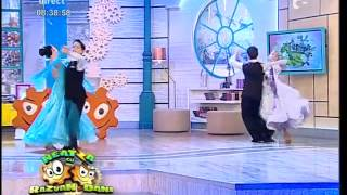 Antena 1, Show Vals lent copii Soft Step: Teo si Denisa,Denis si Laura