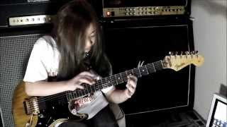 getlinkyoutube.com-LOUDNESS S.D.I 桜花11歳 ギター少女