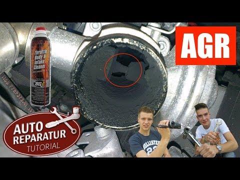 AGR-Ventil reinigen | sauber machen | EGR Dieselgeek | DIY Tutorial