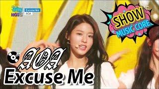 getlinkyoutube.com-[HOT] AOA - Excuse Me, 에이오에이 - 익스큐즈미 Show Music core 20170114
