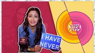 getlinkyoutube.com-Surbhi Chandna Plays Never Have I Ever segment