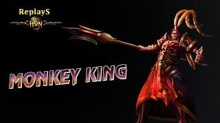 getlinkyoutube.com-JonyCake - HoN Immortal Monkey King 1920 MMR