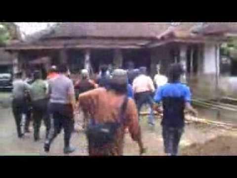 Detik-Detik Penyerangan Jamaah Ahmadiyah