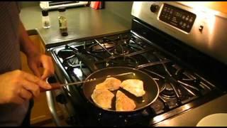 getlinkyoutube.com-Pan Fried Chicken