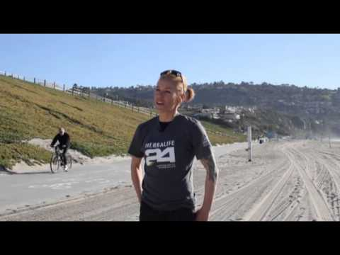 Herbalife-sponsored Pro Triathlete Heather Jackson talks race strategy and nutrition