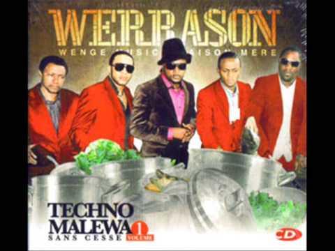 Werrason - Techno Malewa Automatique -vQgnzJtbpC0