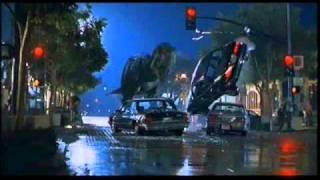 Jurassic Park T-rex Music Video Remake