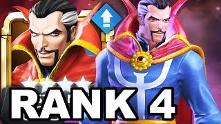 MARVEL: Contest of Champions - 4-Star DR STRANGE ||Rank 4|| + Level Up