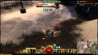 getlinkyoutube.com-GW2 Roaming Warrior assassin WvW