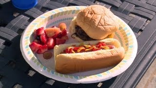 How To Make Better Food Choices At A BBQ